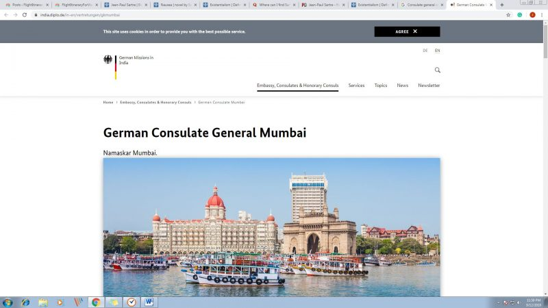 Consulate General of Germany in Mumbai